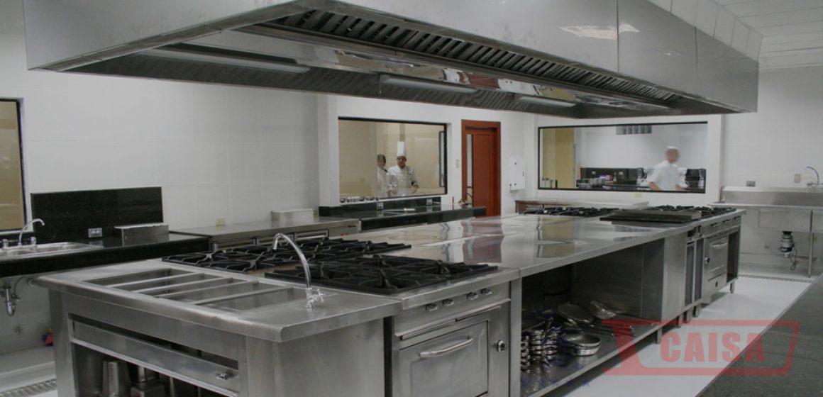 Cocinas industriales – Icaisa